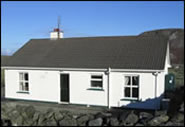 Nancy's Cottage, Glencolmcille, County Donegal
